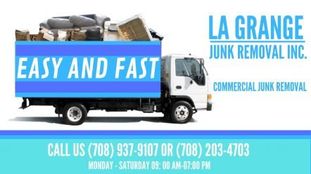 Junk removal pricing