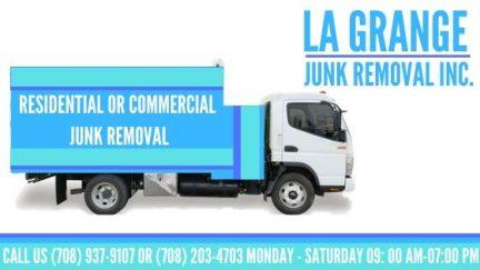 Junk removal La Grange IL